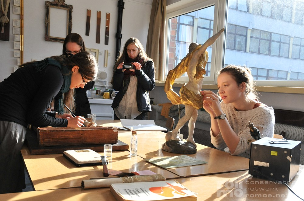 Art Conservators