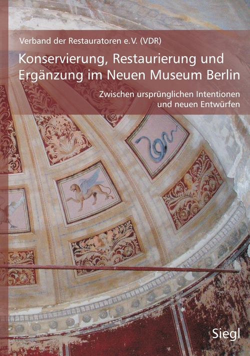 VDR Cover Publikation Neues Museum Berlin