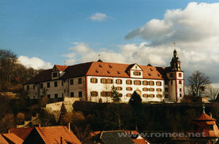 Schloß Wilhelmsburg