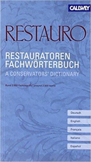 Restauratoren Fachwörterbuch