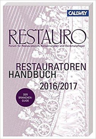 Restauratoren Handbuch 2016/2017