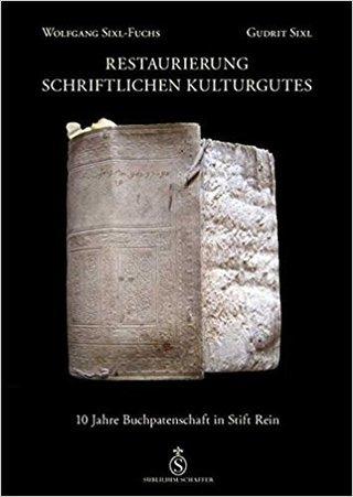 Restaurierung schriftlichen Kulturgutes