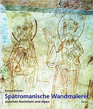 Spätromanische Wandmalerei