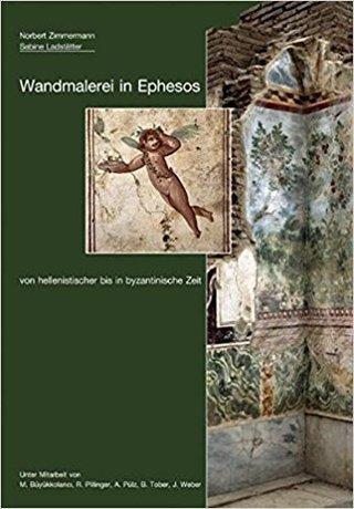 Wandmalerei in Ephesos