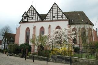 Blomberg, Ev. Ref. Pfarrkirche, ehem. Augustinerkirche (1462/85)