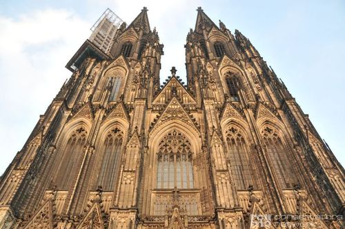 UNESCO World Cultural Heritage - Cologne Cathedral