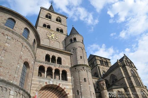 High cathedral church St. Peter to Trier