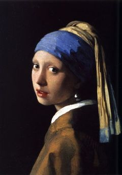 Johannes Vermeer (1632-1675) - The Girl with the Pearl Earrings (1665)