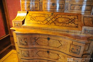 Furniture restoration - Furniture restorer