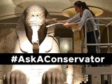 Ask a Conservator Day am 04. November 2021