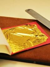 Restaurierungsbedarf - Blattgold