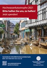 Hilferuf nach der Flutkatastrophe