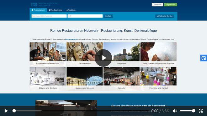 Romoe Tutorial Video