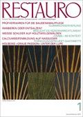 RESTAURO Fachzeitschrift
